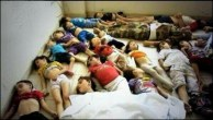 chemical massacre of Syrian children by US-backed invaders